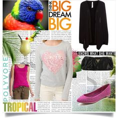 """Summer Easy Weekend"" by kingandeye on Polyvore"