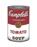 Campbell's Soup I (Tomato), 1968 Fine Art Print