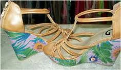 guess floral wedges - Google Search