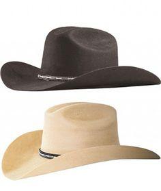 Lakota cappello western in feltro rigido e lacciolino ricamato 56029b810ad1