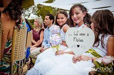 Casamento no Paraná com Caminhão em Tudo <3