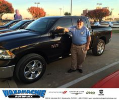 https://flic.kr/p/RupfpB | #HappyBirthday to George from Nicholas Allison at Waxahachie Dodge Chrysler Jeep! | deliverymaxx.com/DealerReviews.aspx?DealerCode=F068