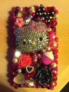 Hello Kitty iPhone case.