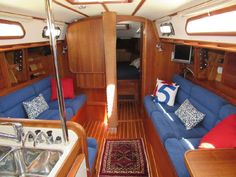 2005 Sabre Yachts 386 Sail Boat For Sale - www.yachtworld.com