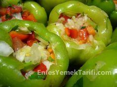 Dolma Biber Turşusu Marinated Olives, Turkish Kitchen, Recipe Search, Turkish Recipes, Fermented Foods, Winter Food, Food Blogs, Relleno, Pickles