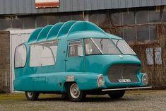 #1960 Citröen Type HY van