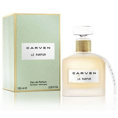 Carven Perfume Gives You Instant Parisian Chic