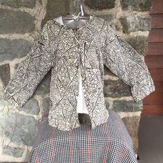 Amazing Pattern Wool late 70's by VintageKleidoscope on Etsy