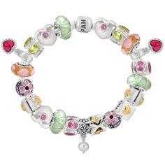 Pandora I Love You Bracelet