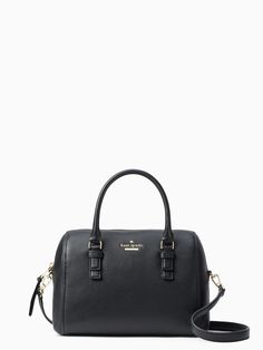 KATE SPADE jackson street large lane. #katespade #bags #shoulder bags #hand bags #leather #satchel #lining #