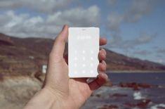 The Light Phone: When Your Phone Needs A Phone -  #kickstarter #minimalist #phones