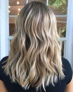 Blonde | Texture  #KellyMassiasHair