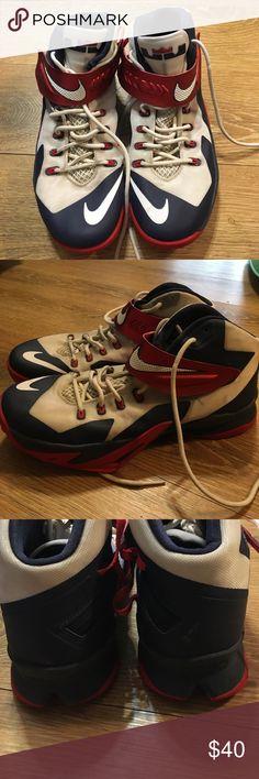 Nike Lebrons 10.5 Nike Lebron Sneakers. Size 10.5 men's. Nike Shoes