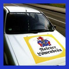 "Das ""Aalener"" Car! Noch jemand Interesse an einer Fahrzeugbeschriftung? Best Beer, Transportation, Advertising, Beer, Rolling Stock"