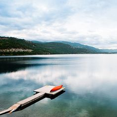 12 summer-fun-filled lakes in the West - Christina Lake, B.C. (pictured) and 11 other lakes great for summer vacation. (Sunset Magazine Aug. 2012)