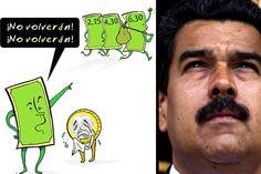 El Banco Central de Venezuela (BCV) finalmente confirmó que el tipo de cambio de referencia SIMADI para este jueves es de Bs/$ 170,03 con lo cual se confirma un porcentaje de devaluación exponencial que va desde 326% hasta más 2600% si se toma en cuenta la tasa oficial más baja de Bs. 6,30 por dólar, devaluación que representaría la más alta en nuestra historia y que reconocidos economistas desde hace tiempo advirtieron aunque el gabinete económico se dedicó a negarlo. Cabe resaltar que esta…