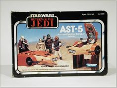 Learn how vintage non-film Kenner toys have made their way into the Star Wars universe!