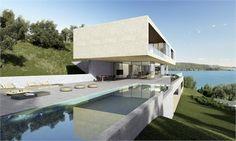 Villa.Sphere.Sud - Gardone Riviera, Italy - 2008 - ATP sphere GmbH grand multi level villa