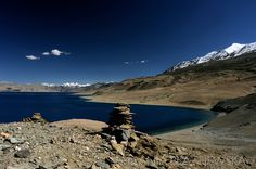 Ladakh, Tso Moriri - one of the giant himalayan lakes situated at the altitude over 4600 meters above sea level.  #Leh #Ladakh #India #Travel #photography