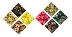 De nouveaux coloris de Matubo SuperDuo ont rejoint la large gamme de rocailles de qualité supérieur chez Perles & Co. A partir d'1,50€ >>> http://www.perlesandco.com/Matubo_SuperDuo-c-55_2819_1905.html