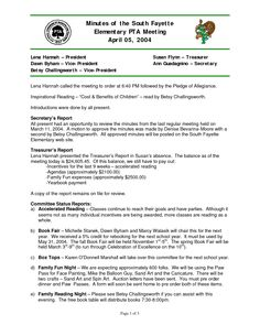 pta bylaws template.html