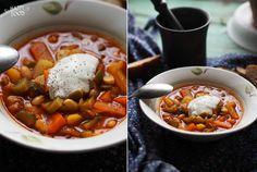 """HAPPYFOOD - Суп вегетарианский аля """"рассольник"""""""
