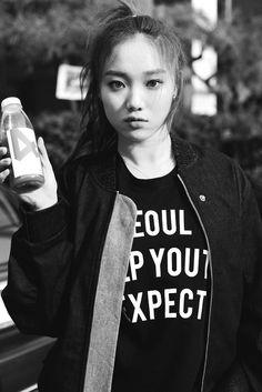 "annyeong-bishes: "" Lee Sung Kyung """