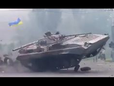 Speed BMP(1&2) Racing Now SEE!!! Fast & Furious in Ukraine: APCs speed up, ram barricades