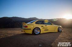 1998 BMW (E36) M3 Rocket Bunny