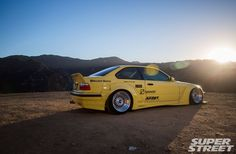 1998 BMW (E36) M3 Rocket Bunny
