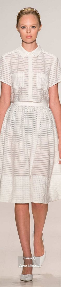 Erin Fetherston Collection- Spring 2015 RTW