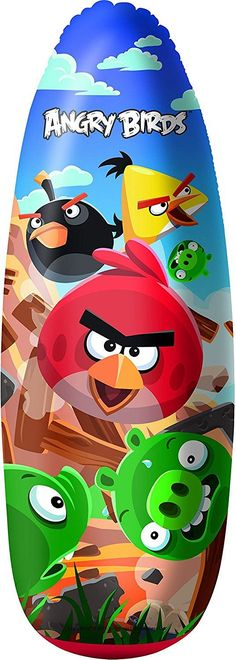 Angry Birds Inflatable Punching Bag