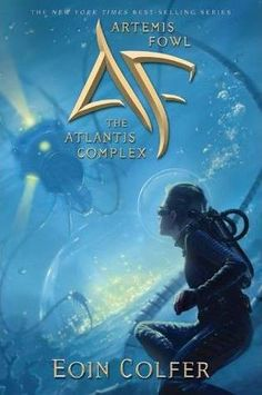 Artemis Fowl, Book Seven: The Atlantis Complex by Eoin Colfer. Artemis loses his mind just when everyone needed him the most.