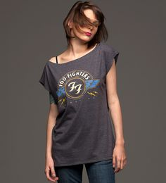 Reverbcity Shop - Camisetas/T-shirts Foo Fighters - Since 95 2