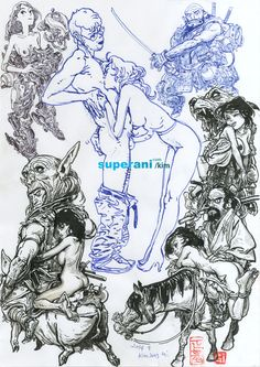 Original Concepts/ideas by Kim JungGi