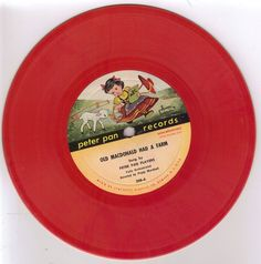 Old MacDonald by Peter Pan Players | Peter Pan Records, 1950… | Flickr Nursery Rhymes, Peter Pan, Singing, Peter Pans, Preschool, Nursery Rhymes Songs