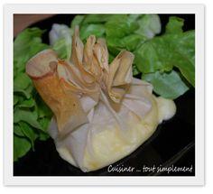Le Curé Nantais est un fromage à base de lait de vache, à pâte molle et à croûte lavée, d'un poids moyen de 200 grammes. Il est carré avec des bords arrondis et de couleur orange. Chaud, c'est un vrai délice ... Ingrédients ( pour 4 personnes ) 1 Curé...