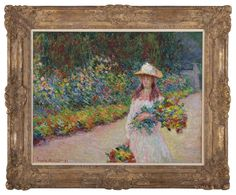 Claude Monet (1840-1926) Giverny, Japanese Woodcut, 10 December, Impressionist Paintings, Claude Monet, French Art, American Art, Oil On Canvas, Sculpture