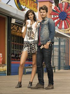Colección Septiembre 2015 / Ir a comprar chaqueta: www.tennis.com.co Jeans, Punk, Style, Fashion, Shopping, Men Blazer, Going Out Clothes, September, Woman Clothing