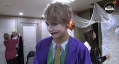 Why is he still handsome even as a Joker? Seriously.