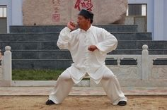 Bajiquan Stance