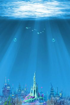 underwater city (if one ever exists ;D)