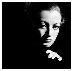 Joan Crawford fotogr