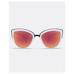 393da79fd91 QUAY MY GIRL WHITE www.splashtribe.com. Quay AustraliaCat Eye SunglassesMirrored  ...