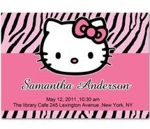 Inspiring picture invitesbaby.com pink hello kitty zebra baby shower invitations. Resolution: 500x500 px. Find the picture to your taste!