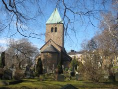 SIGHTS. Gamle Aker Kirke (old Aker Church). Dating to circa 1150, this medieval stone basilica is Oslo's oldest church—it's still in use as a parish church. Inside, the acoustics are outstanding, so inquire about upcoming concerts.