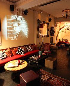 new bars in london - The Little Yellow Door