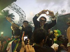 Até os gays estão apoiando Bolsonaro