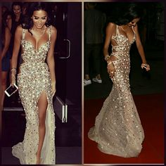 wow stunning gown