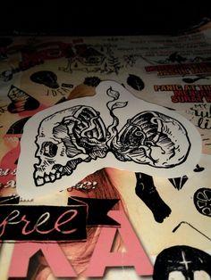 Custom drawing sticker ✏
